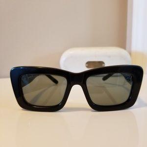 Chloe 2145 Black Square Sunglasses - Well Loved